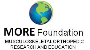 Sponsor - MORE FOUNDATION LOGO