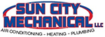Sponsor - Sun City Mechanical Logo